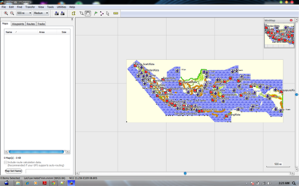 Mapsource Version 9